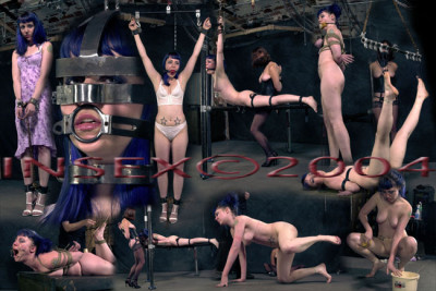 Insex – Betty's Toe Tug (Live Feed From June 24, 2001) RAW