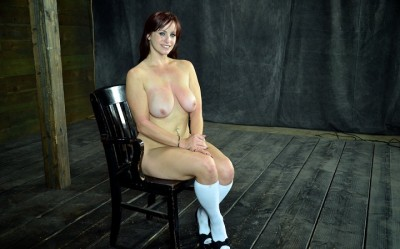 Bella Rossi And Her Huge Natural Tits, Suffer Category 5 Bdsm Action