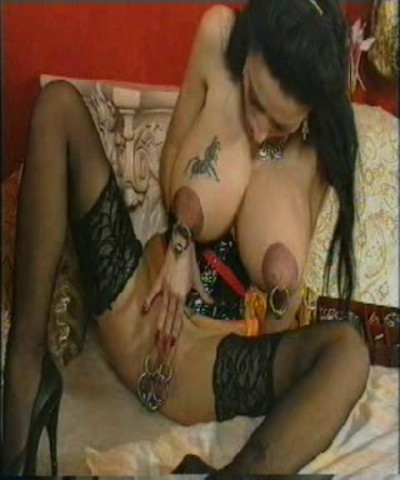 Lady Madeleine's Erotic Passion