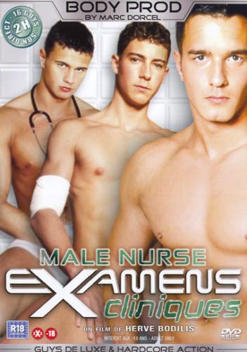Description Male Nurse Examens Cliniques
