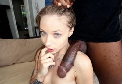 Some Big Black Dick For The Petite