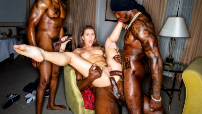 Paige Owens: First Time X3