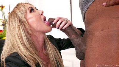 Brandi Love Provides An Insurance Policy For Dredd's BBC