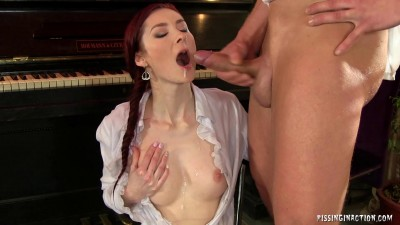 Kate Gold - The Piano Piss Fix