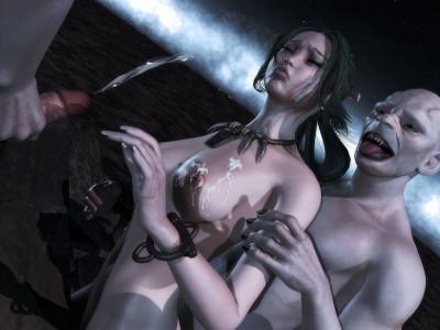 3D Sex ComiX Porn Collection Part 2 (2018)