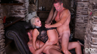 Brittany Bardot BDSM DP Session On Order FullHD 1080p
