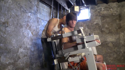 Serious Male Bondage - Shooting Bondage Videos