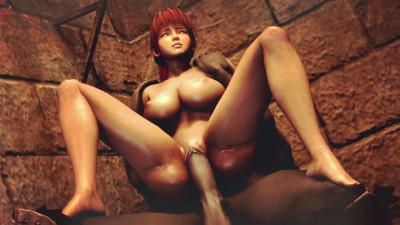 Description Kasumi the slave off Hell - pt 3