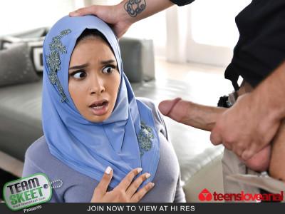 Description Aaliyah Hadid - Teenage Anal In Her Hijab FullHD 1080p