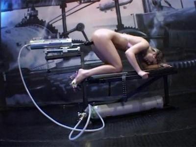 Description Machine Sex Scene 1 Cheyenne Lacroix
