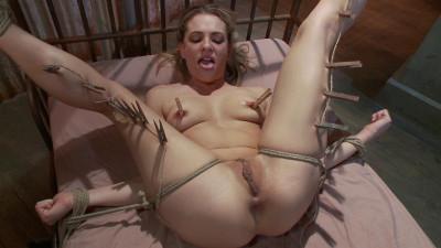 Description Rope Slut, Ass Fucked(Bailey Blue, Maestro)