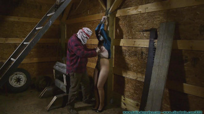 Rachel Rides the Pony After being Crotch Chained – Pt 1