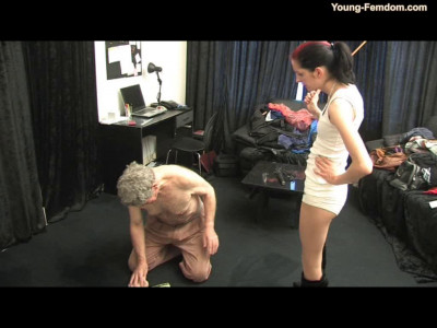 Young-femdom – The Homeslave