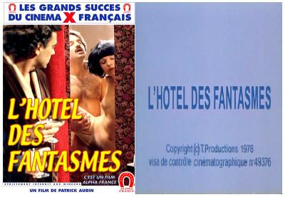 L'Hotel Des Fantasmes