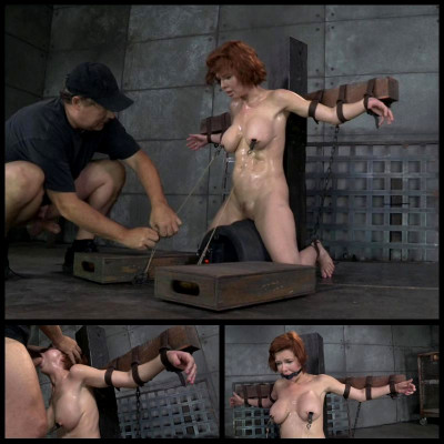 Crucified On A Sybian (15 Sep 2014) Sexually Broken