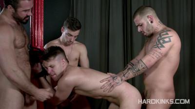 Hole For Three (Aday Traun, Dmitry Osten, Jessy Ares, Josh Milk)