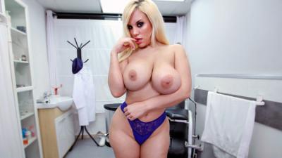Blondie Fesser at Doctor Nick's office