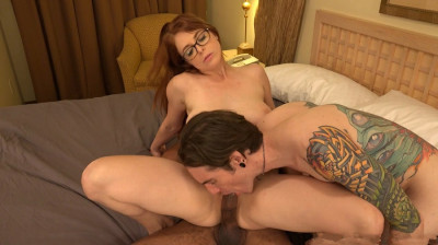 Penny Pax starring in Ready To Swing - cock, mirror, goo.