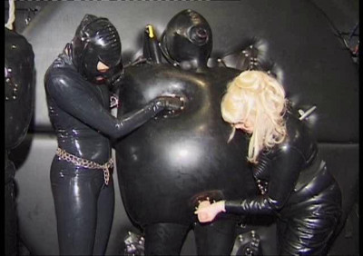 Blow Up Party By Mistress Chelsea Part 02