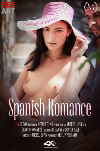 Lee Anne - Spanish Romance (2018)
