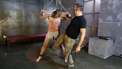 RusCapturedBoys - Gennadiy - The slave to train - Part I
