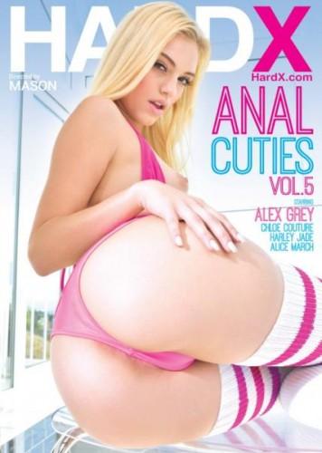 Anal Cuties Vol. 5 (2017)
