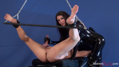 Mistress Susi - Ruined Orgasm By The Rubber Mistress