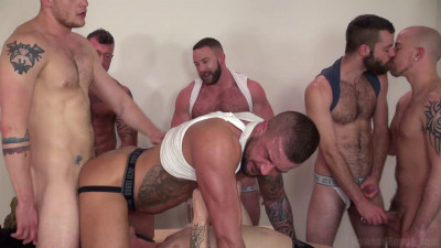 Description Blue Bailey, Dolf Dietrich, Lex Antoine, Mason Garet