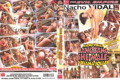 Nacho Vidal's Bang Bang She-Male – Ariana Jollee