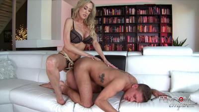Strap-on Punishment