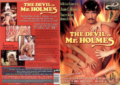 Description The Devil in Mr Holmes (1987) - Amber Lynn, Tracey Adams, Ginger Lynn