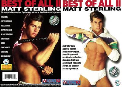 Best Of All Vol. 2 Matt Sterling (Ultimate Bareback) – Ryan Idol,  Steve Hammond (1992)
