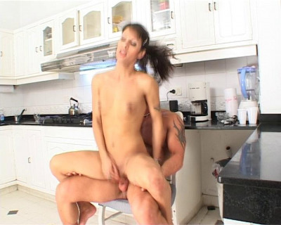 Fucking with t-girl