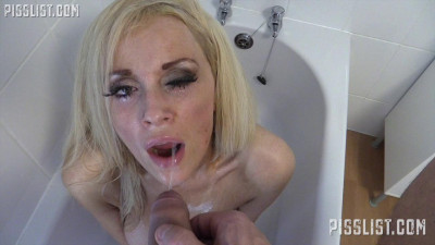 Pisslist - Barbie Bangs Anal Debut Part 2