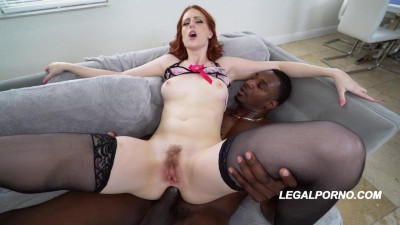 Bad Ass Alex Harper in her American Anal Bbc