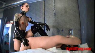 Cybill Troy - Punished By Cybills Cock