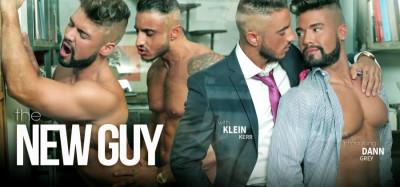 MenAtP - Dann Grey & Klein Kerr - The New Guy