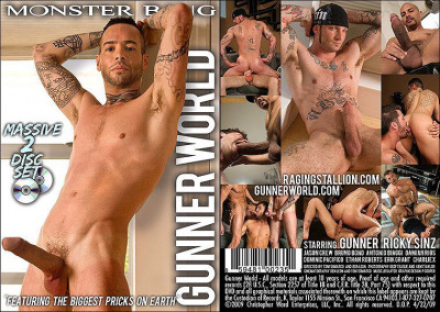 Raging Stallion Studios – Gunner World (2009)