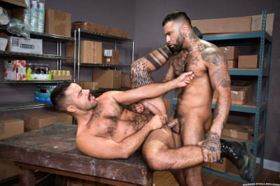 Raging Stallion - 24 Hour Boner - Rikk York & Teddy Torres (720p)