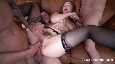 Lena Paul Takes on Cocks every hole