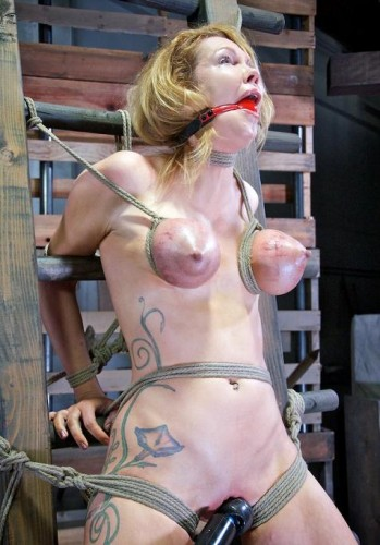 Epic BDSM with a super woman