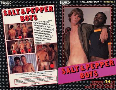 Salt And Pepper Boys (1985) — Ron Chambers, Greg Harris