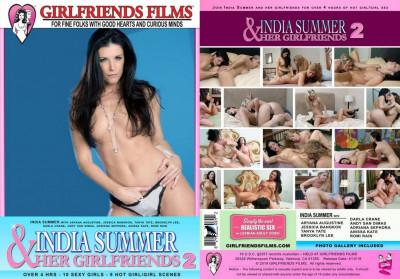 Description India Summer & Her Girlfriends Part 2