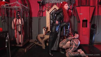 The slaves of mistress regina