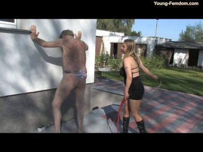 Young-femdom – Scream if you can!