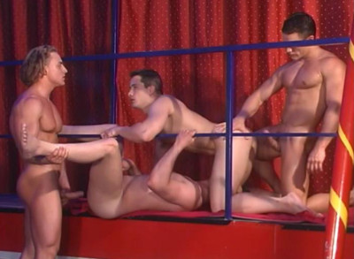 Wonderful gangbang party