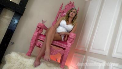 Serve a spoiled princess
