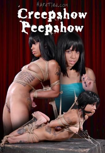 HTied - Jessica Creepshow - Creepshow Peepshow