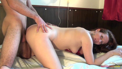 Home porn casting with a new debuntante amateur girl