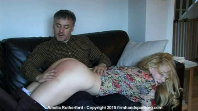 Firmhandspanking Videos with Amelia Rutherford, Part 2
